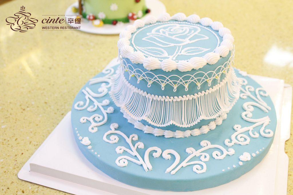 翻糖蛋糕学习
